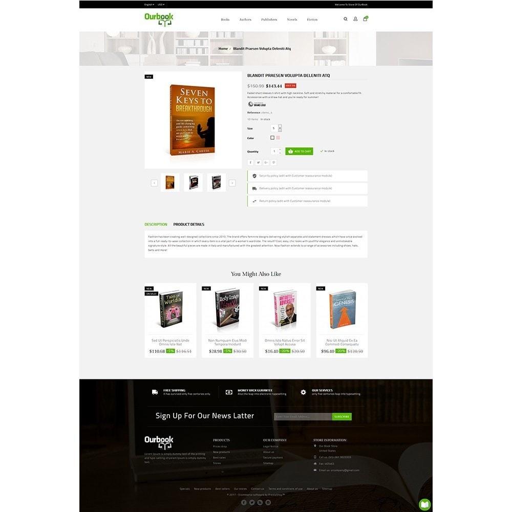 theme - Sport, Attività & Viaggi - Our Book Store - 5