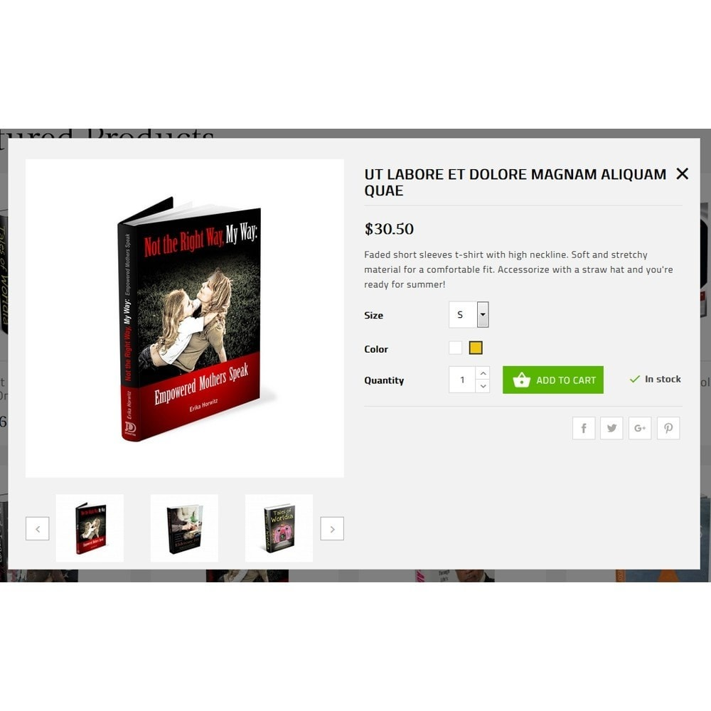 theme - Sport, Loisirs & Voyage - Our Book Store - 7