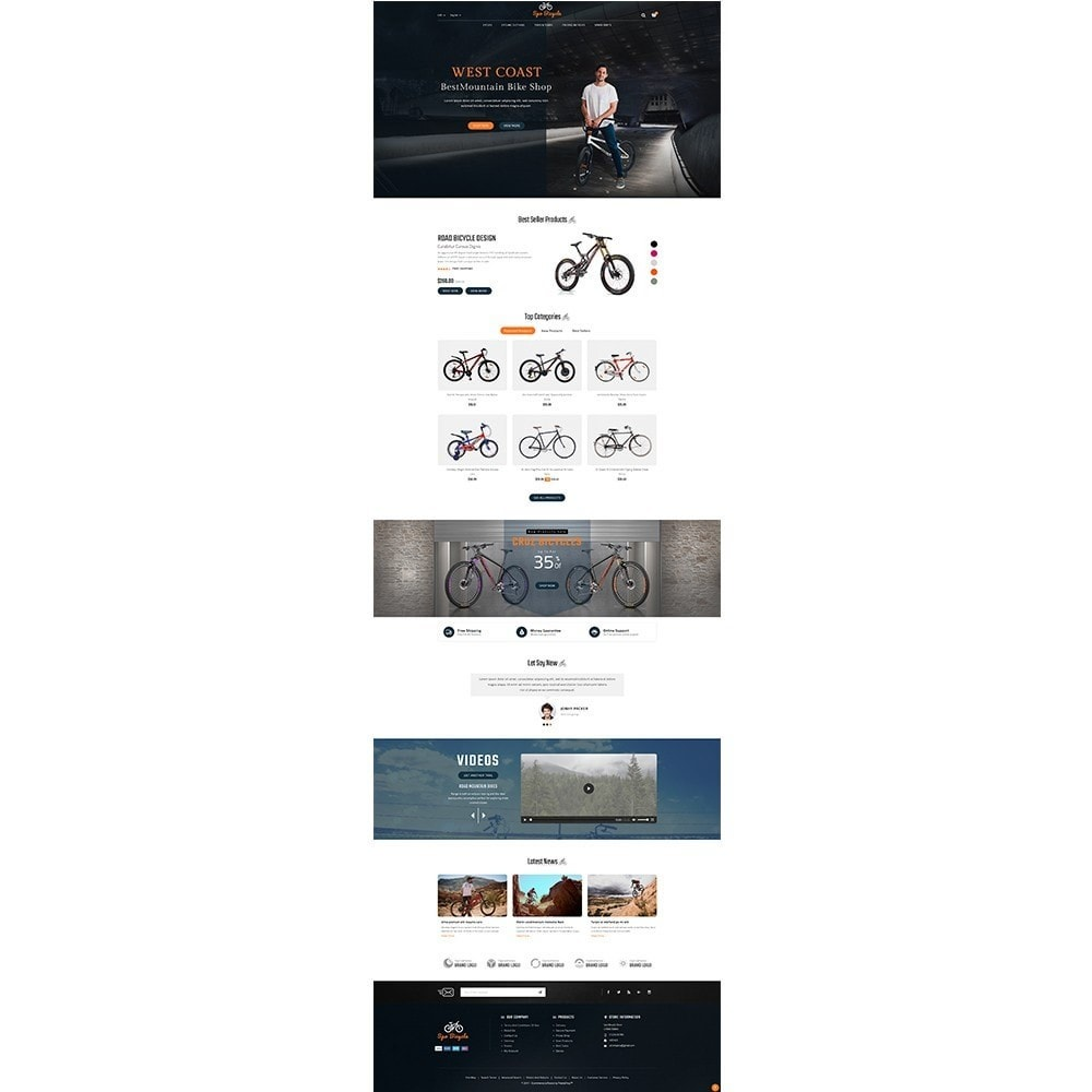 theme - Carros & Motos - Spo Bicycle Store - 2