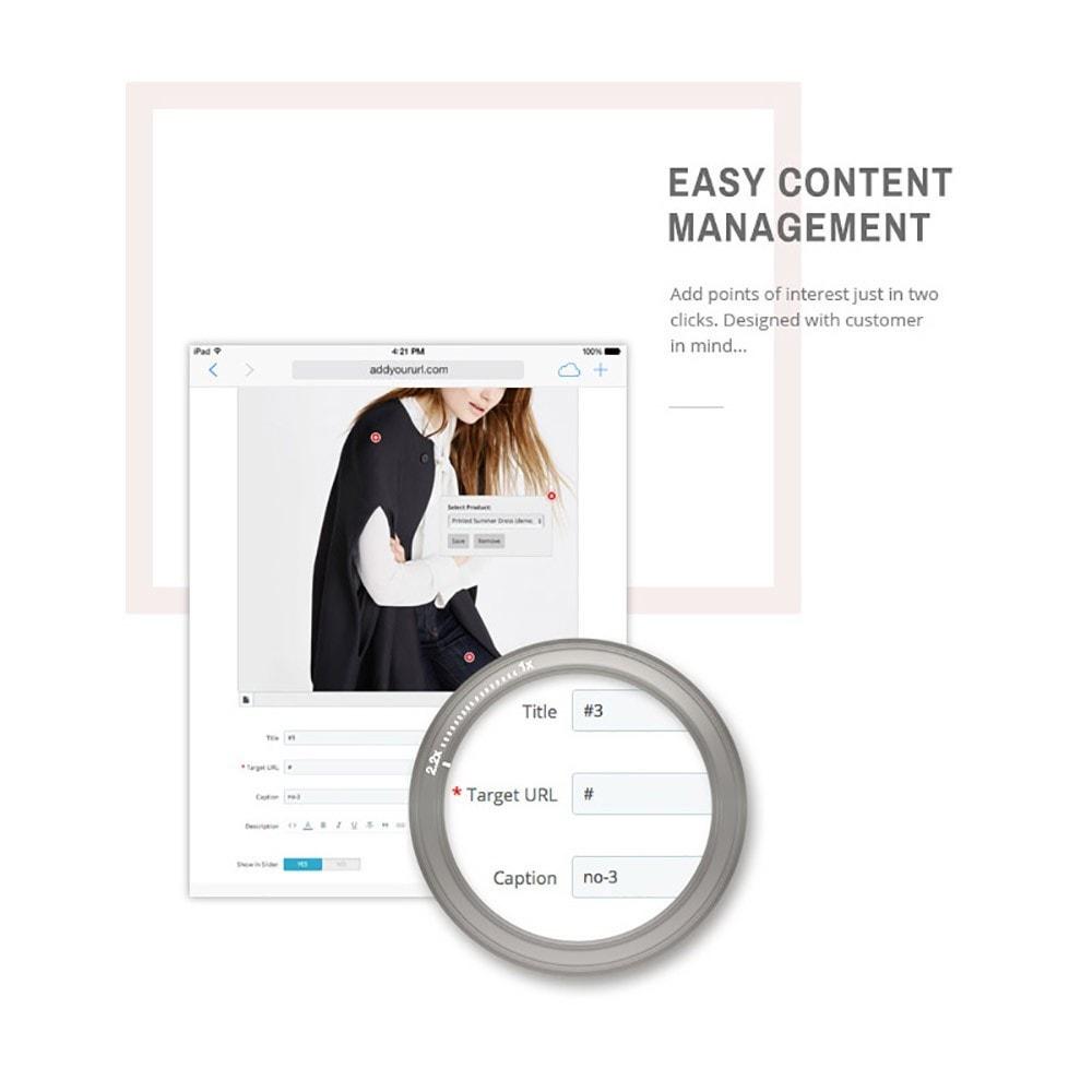 module - Visuels des produits - Simple Lookbook - 4