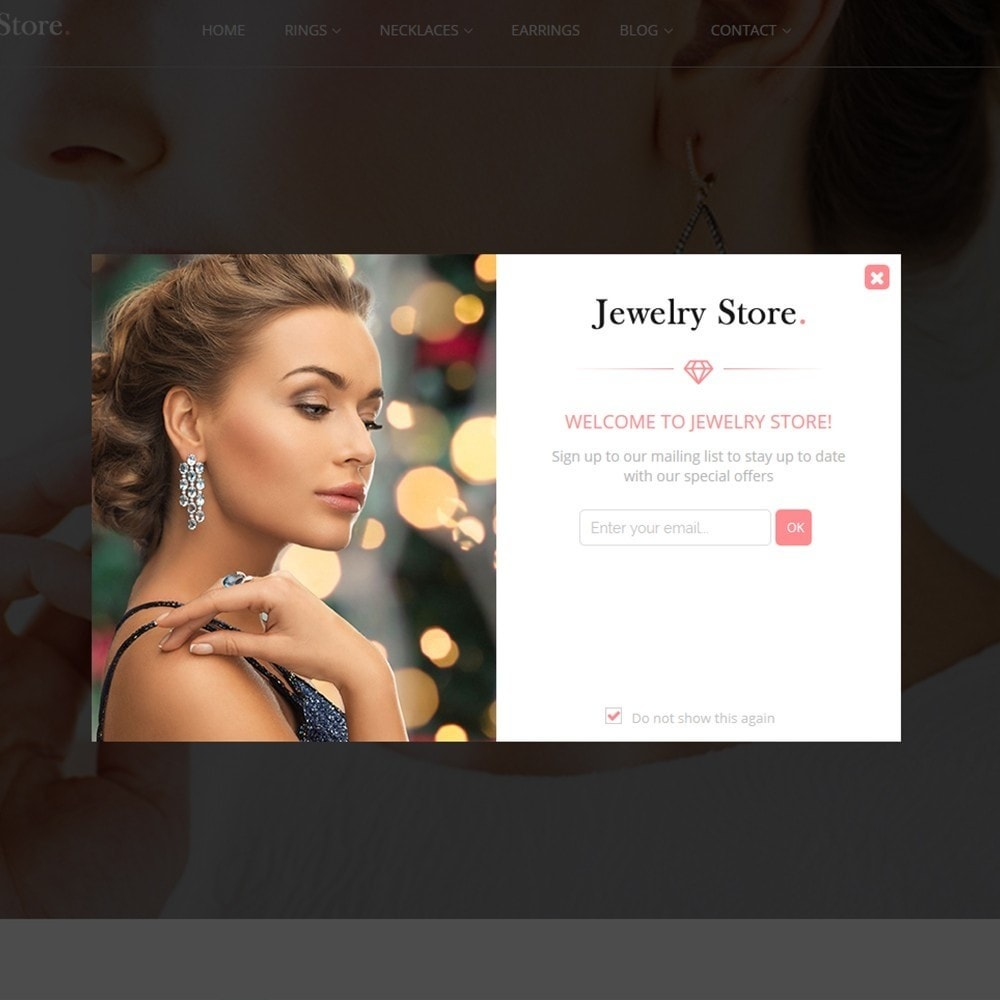 theme - Ювелирные изделия и Аксессуары - Jewelry Store - Premium PrestaShop Template - 7
