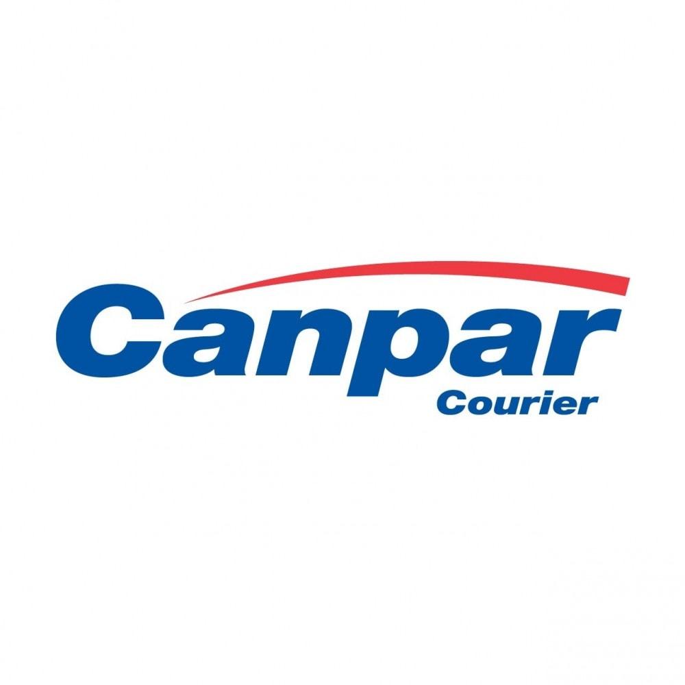 module - Corrieri - Canpar Shipping - 1