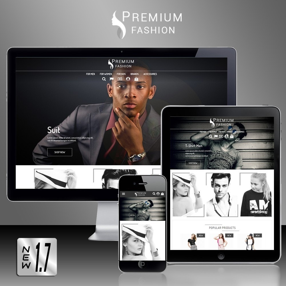 theme - Moda & Calzature - Premium Fashion - 1