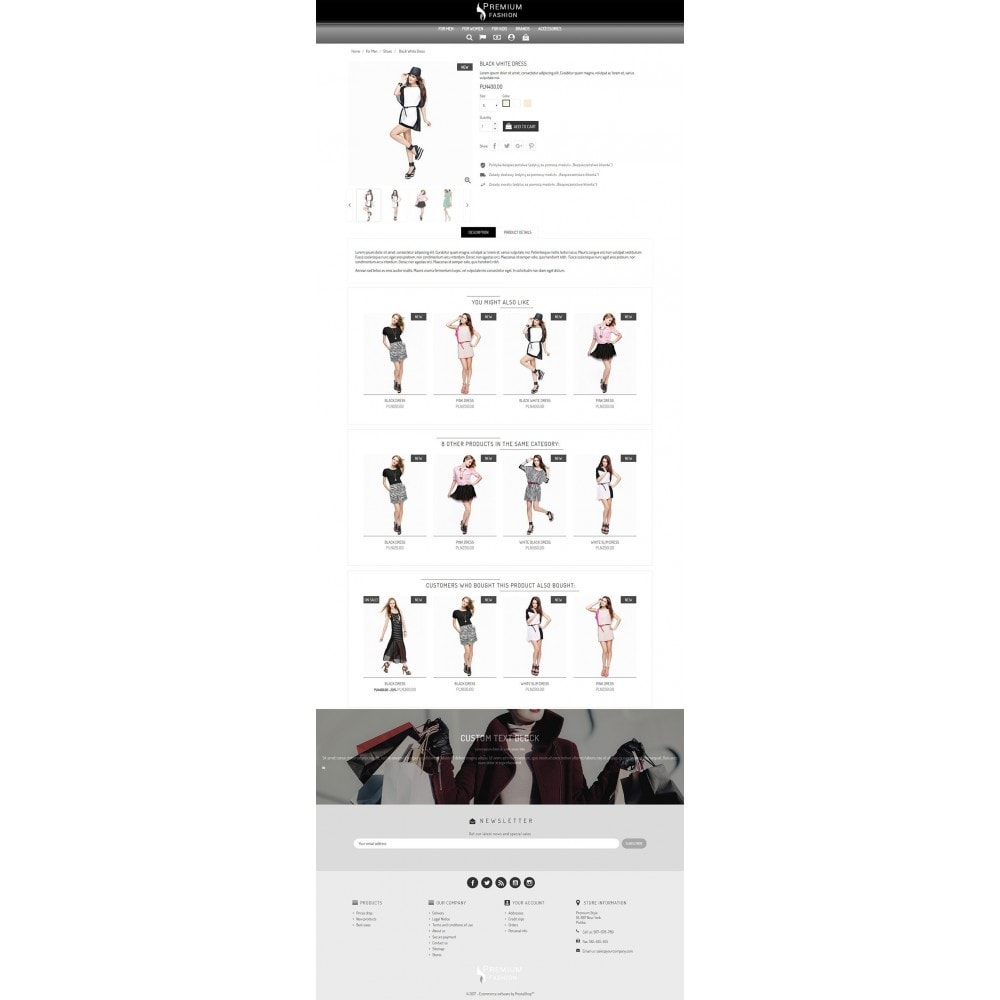 theme - Moda & Calzature - Premium Fashion - 3