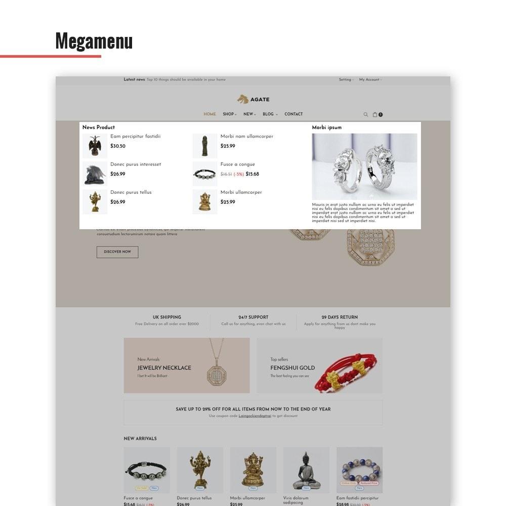 theme - Jewelry & Accessories - Leo Agate - 4