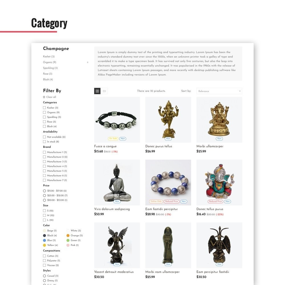 theme - Jewelry & Accessories - Leo Agate - 5
