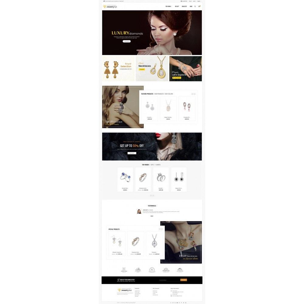 theme - Joalheria & Acessórios - Jewelry Art - 2