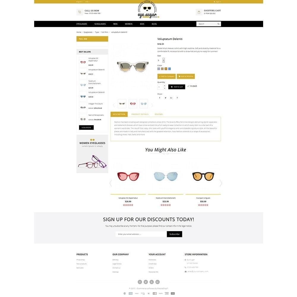 theme - Mode & Schoenen - EyeSugar Store - 5
