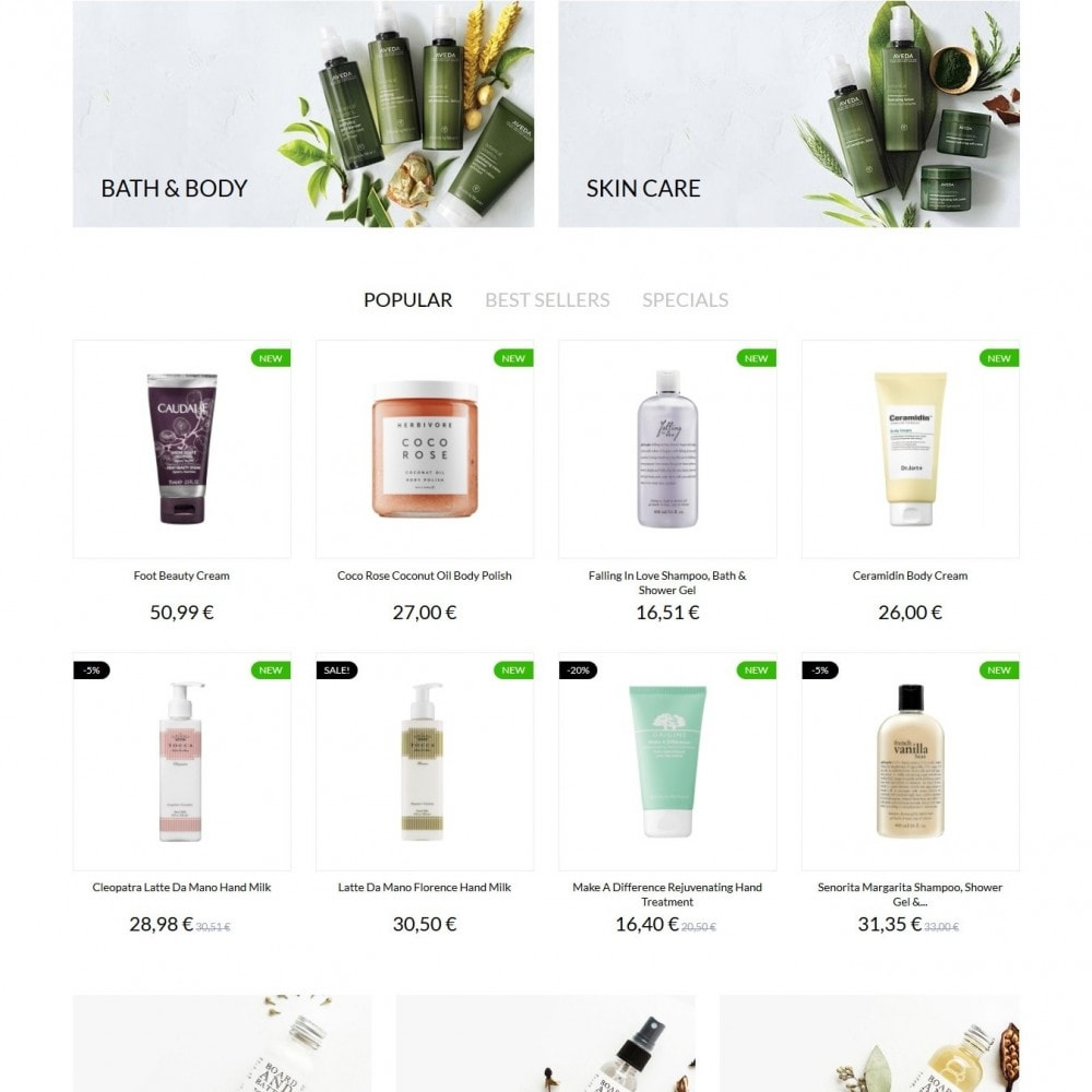 theme - Health & Beauty - Uberliss Cosmetics - 3