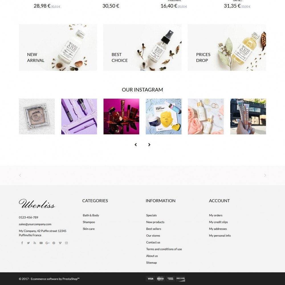 theme - Health & Beauty - Uberliss Cosmetics - 4