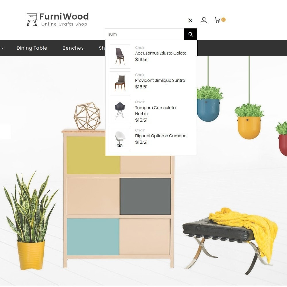 theme - Casa & Jardins - FurniWood Decoration - 9