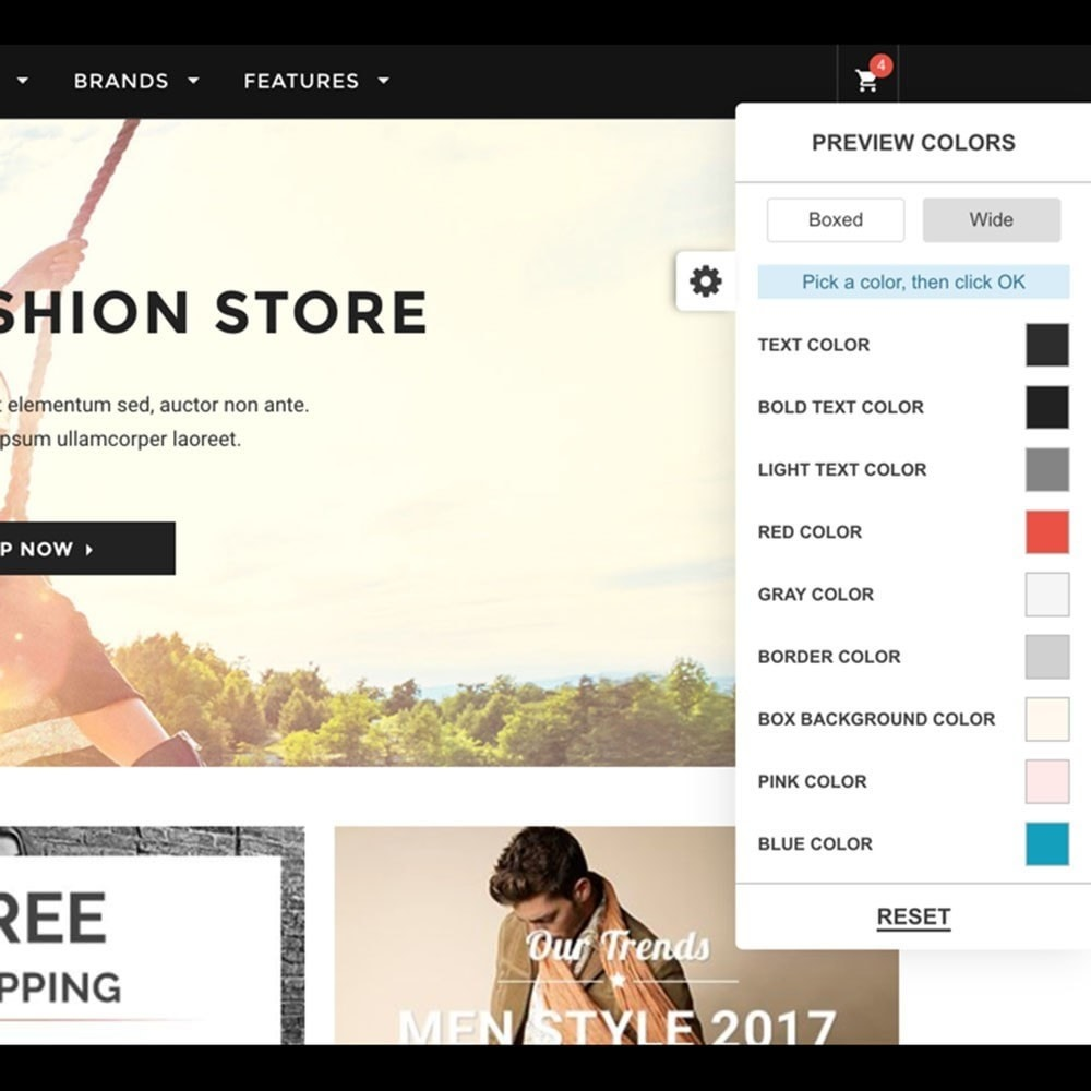 theme - Fashion & Shoes - AOne - Fashion Store - 10