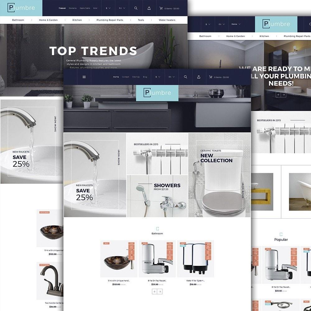theme - Casa & Giardino - Plumbre - Plumbing Supplies - 2