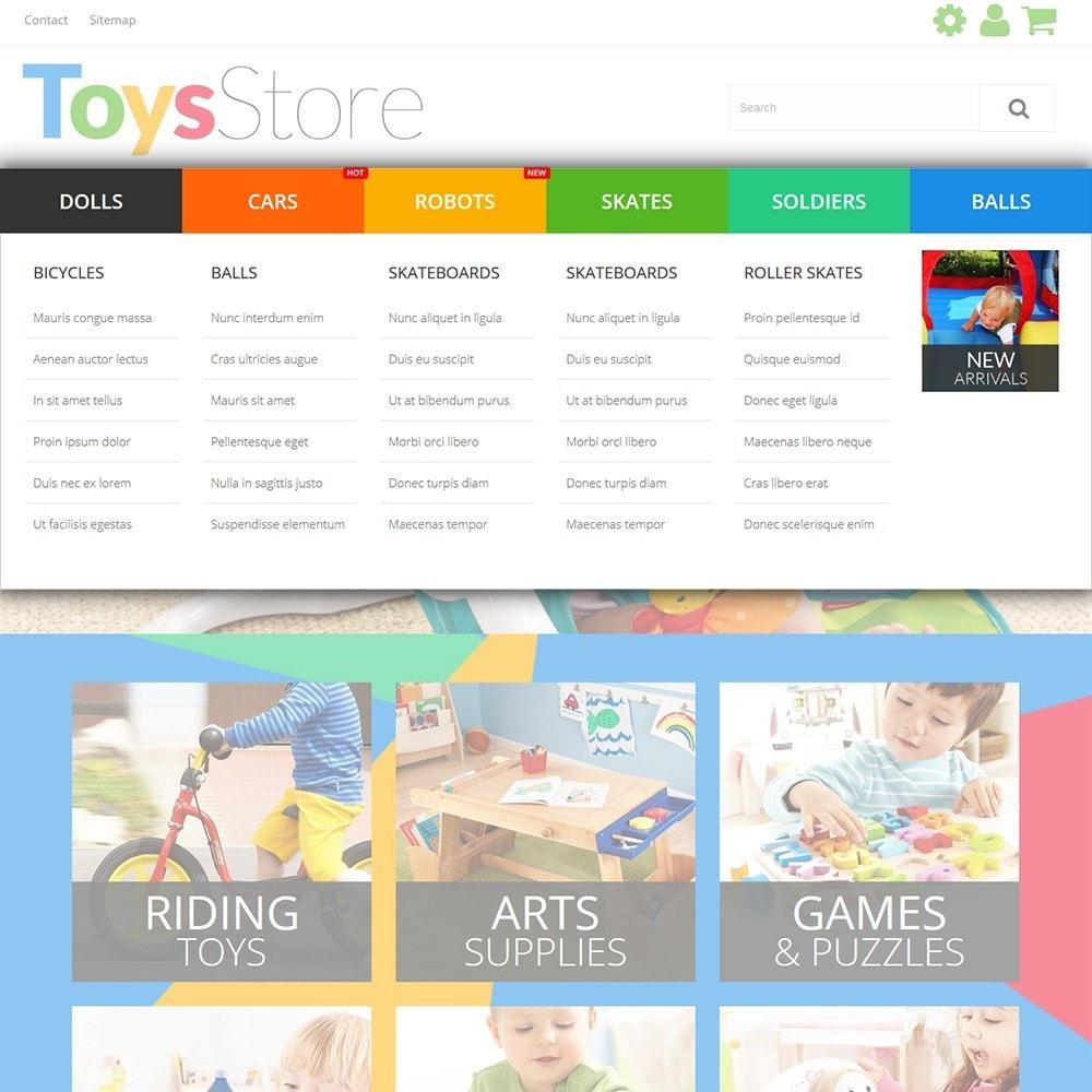 theme - Enfants & Jouets - Toys Store - 6