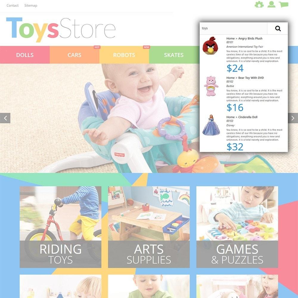 theme - Дети и Игрушки - Toys Store - 7