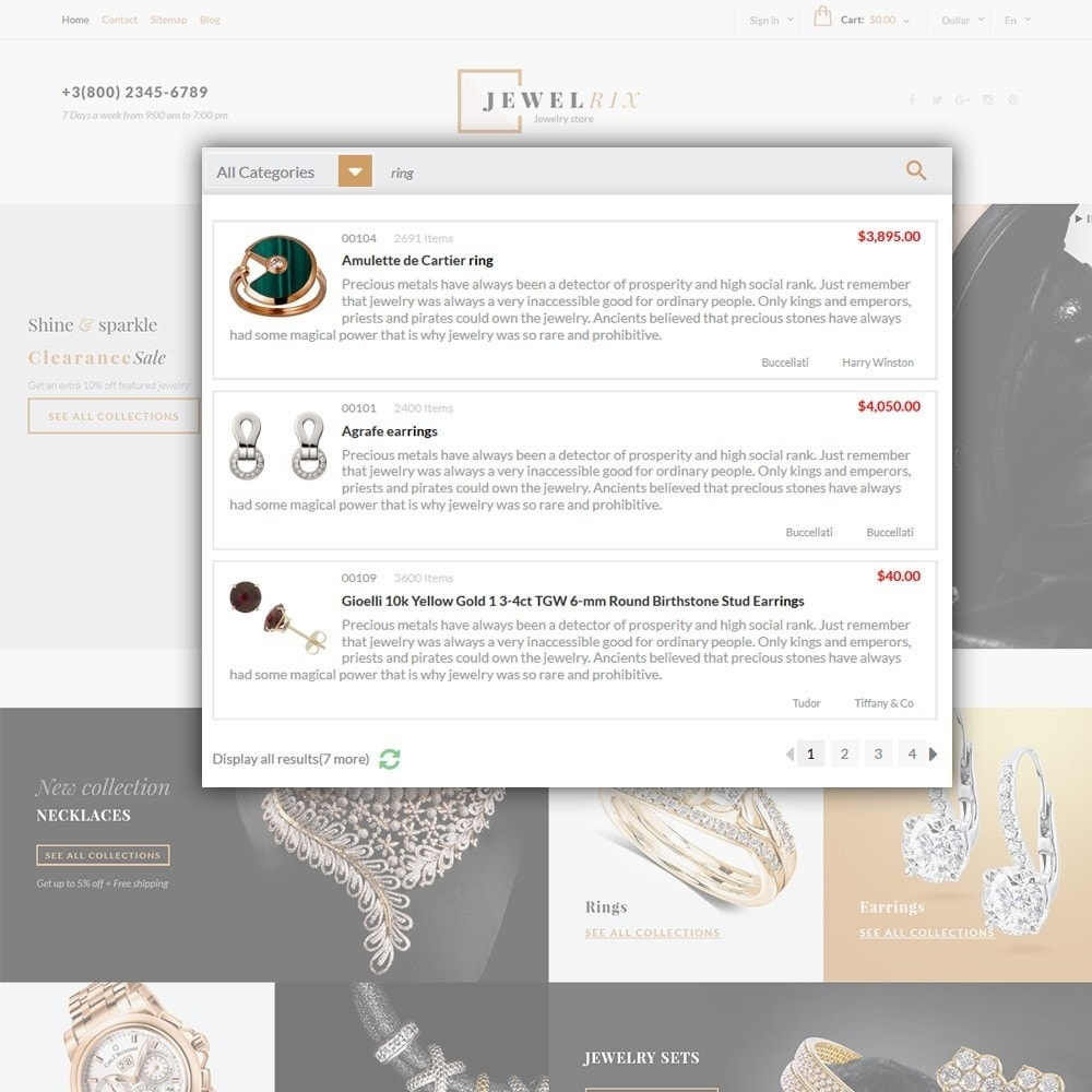 theme - Mode & Schoenen - Jewelrix 1.6 - 6