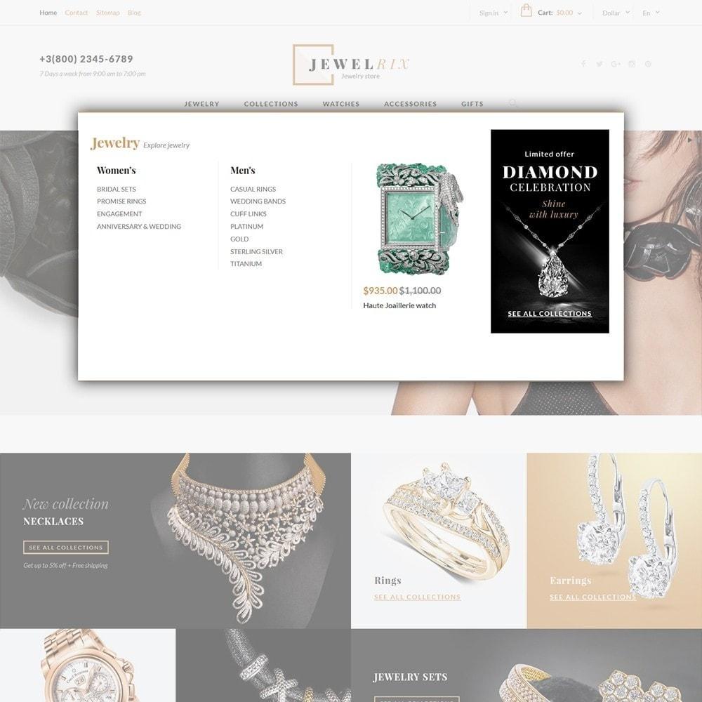 theme - Мода и обувь - Jewelrix - магазин украшений - 5