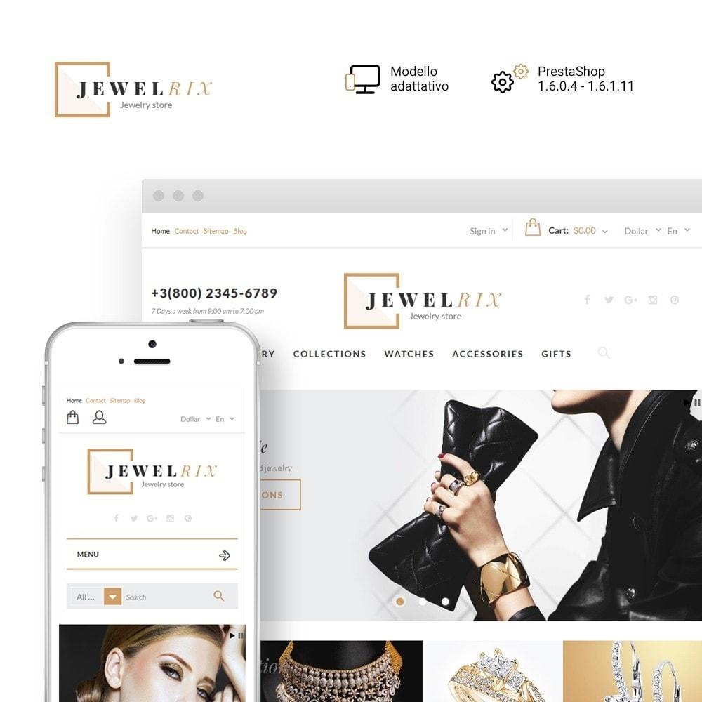 theme - Moda & Calzature - Jewelrix - Negozio di gioielli - 1