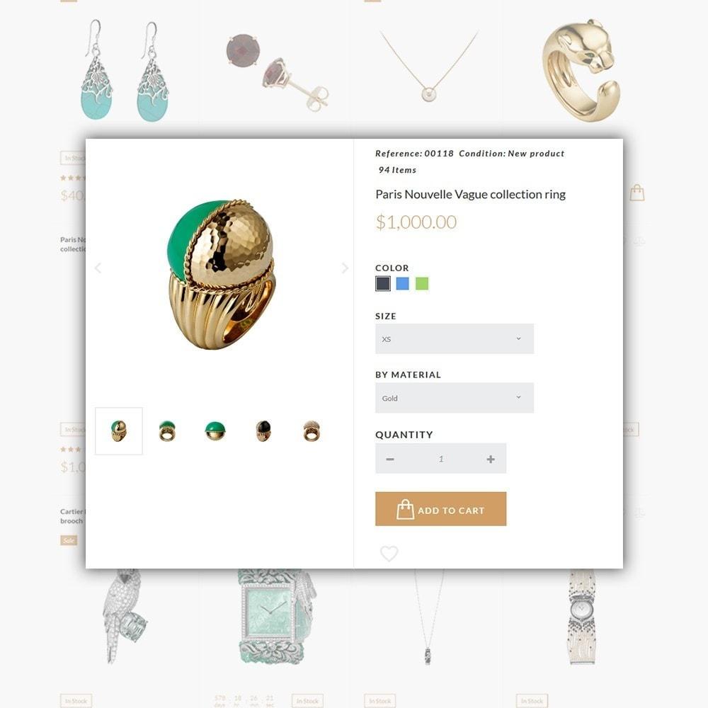theme - Moda & Calzature - Jewelrix - Negozio di gioielli - 3