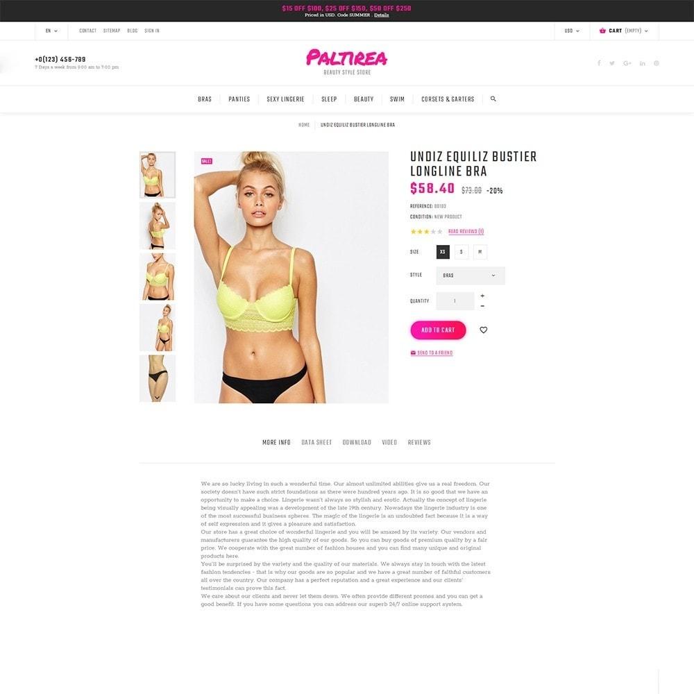 theme - Moda & Calzature - Paltirea  - Biancheria intima - 3