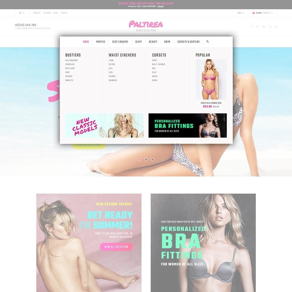 theme - Moda & Calzature - Paltirea  - Biancheria intima - 5