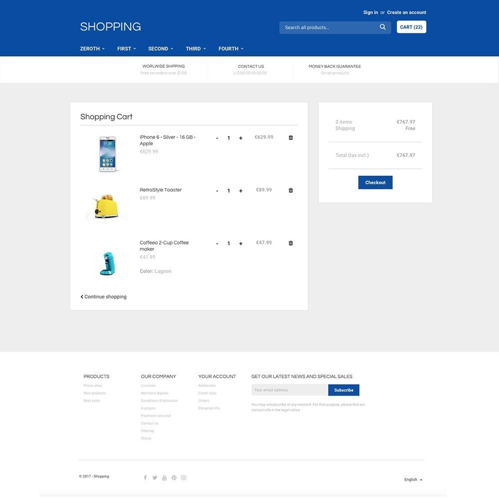 theme - Electrónica e High Tech - Shopping by PrestaShop - Electrónica y Descuentos - 3