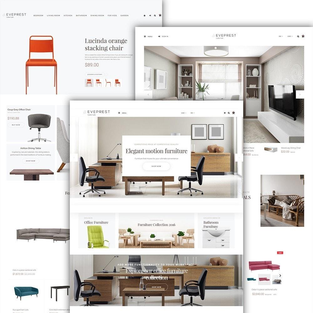 theme - Искусство и Культура - Eveprest - Furniture Store - 2