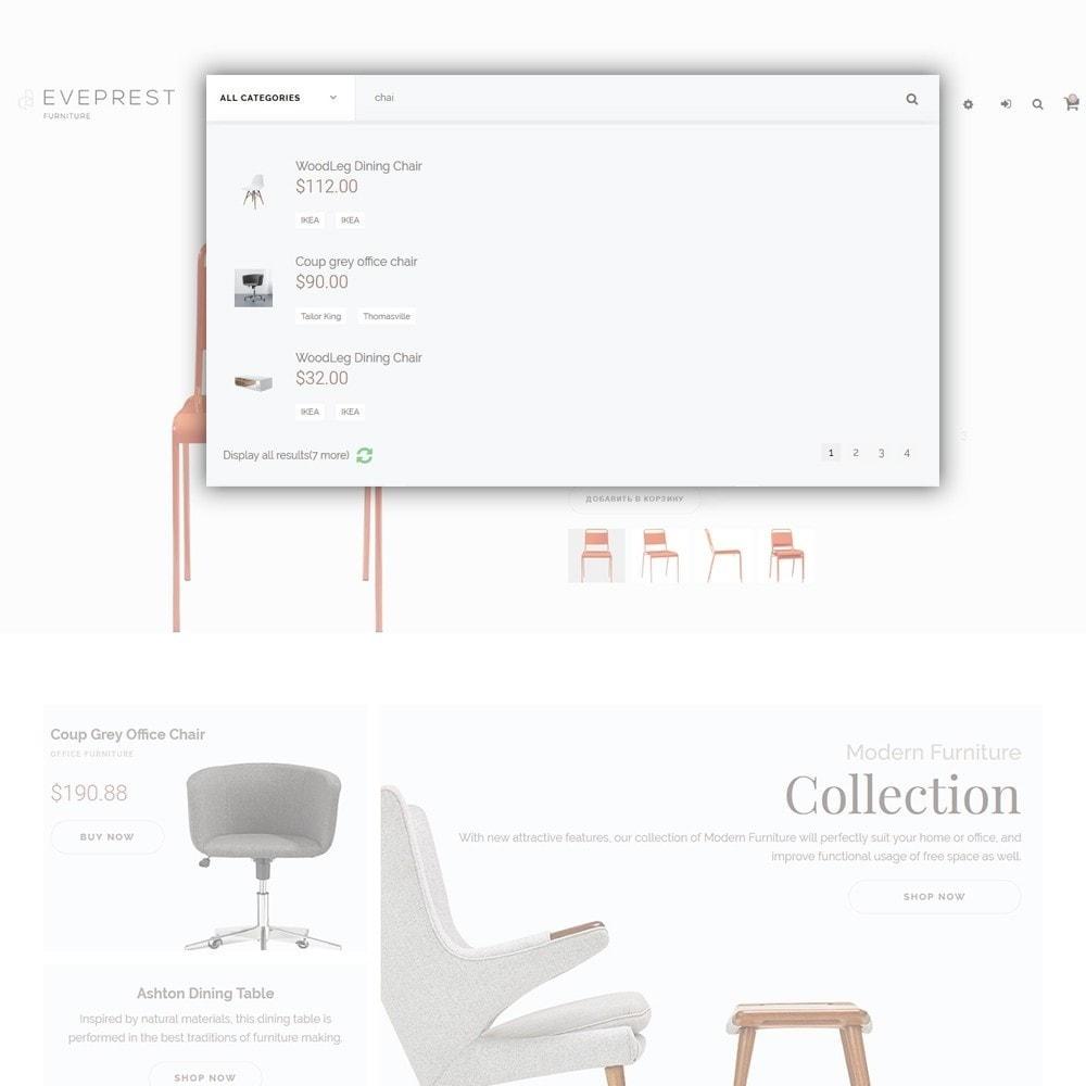theme - Искусство и Культура - Eveprest - Furniture Store - 6