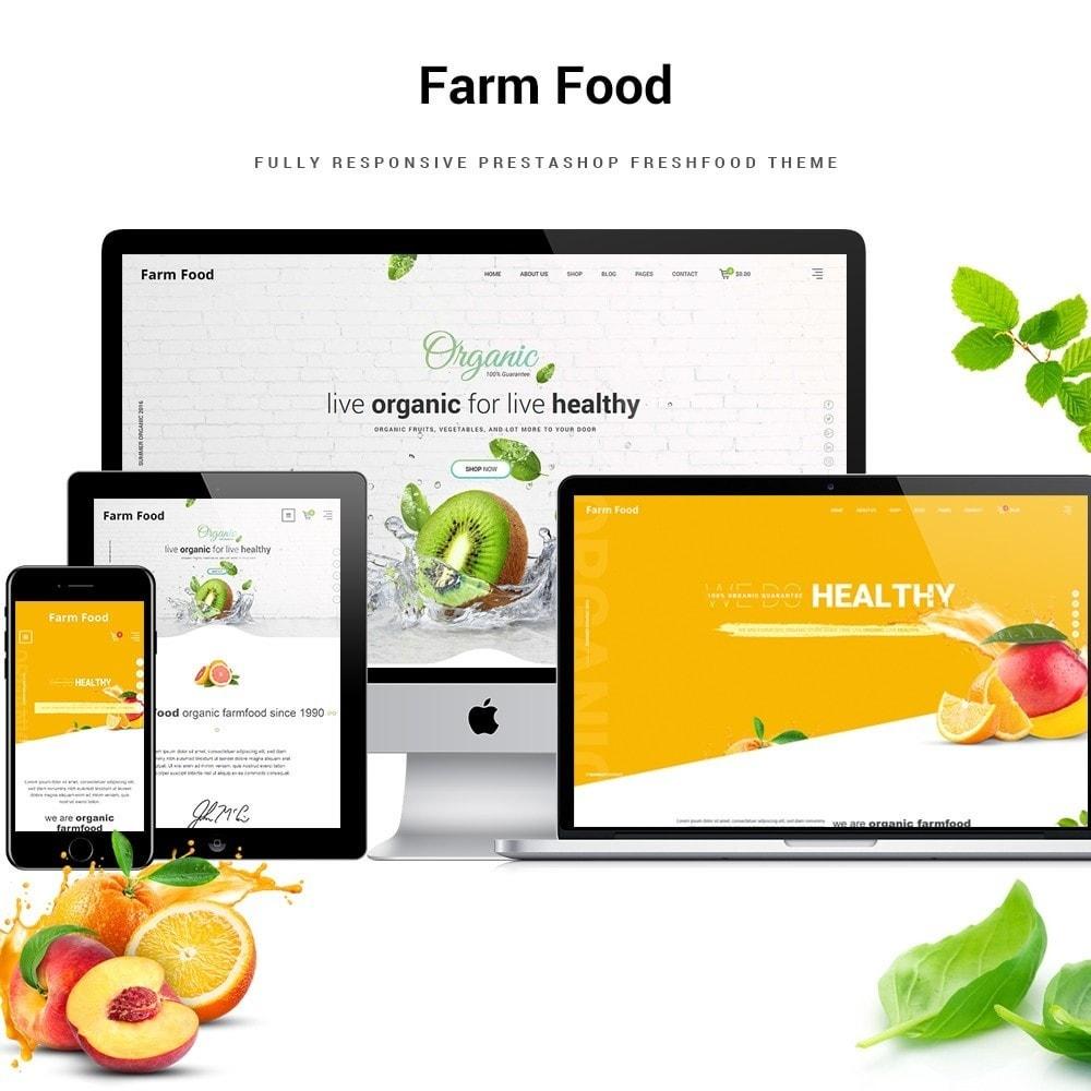 theme - Cibo & Ristorazione - JMS FarmFood - 1