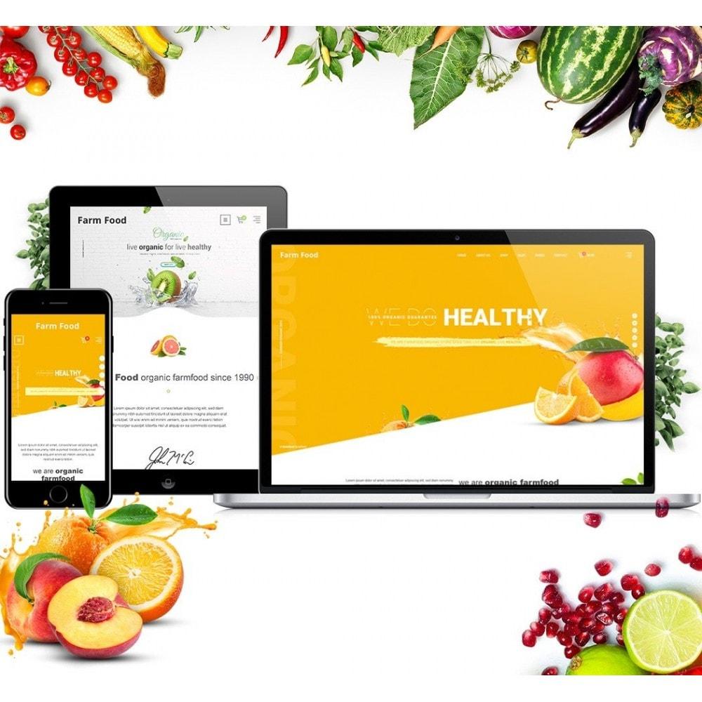 theme - Lebensmittel & Restaurants - JMS FarmFood - 2
