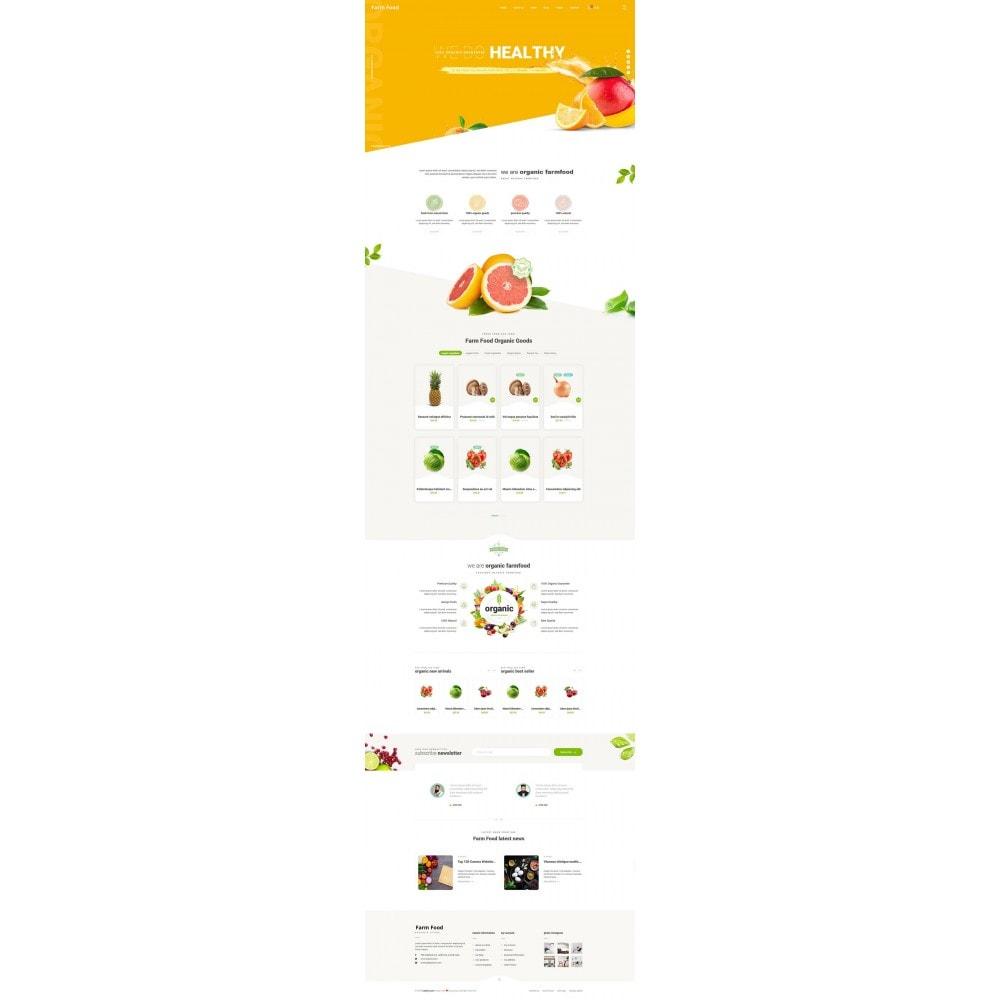theme - Lebensmittel & Restaurants - JMS FarmFood - 6