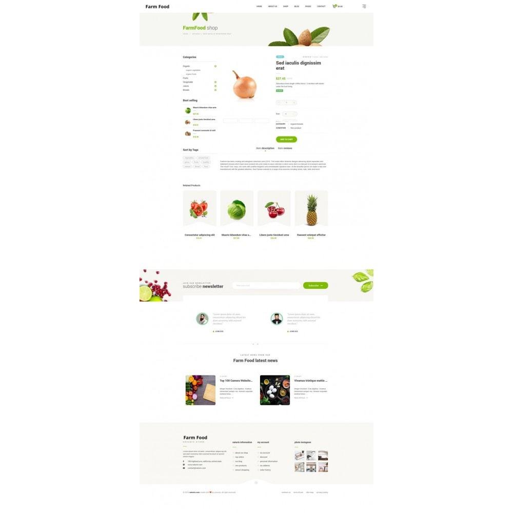 theme - Lebensmittel & Restaurants - JMS FarmFood - 9