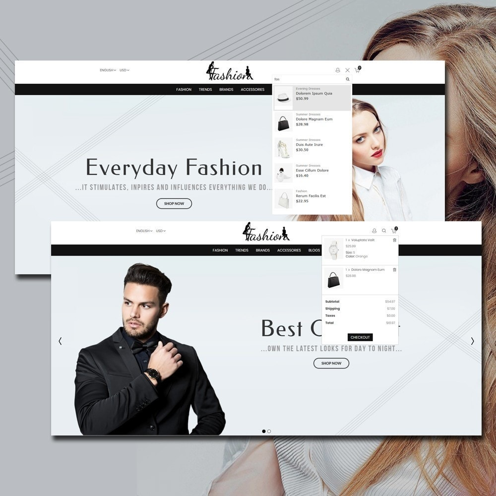 theme - Moda & Calzature - Fashion Shop - 3