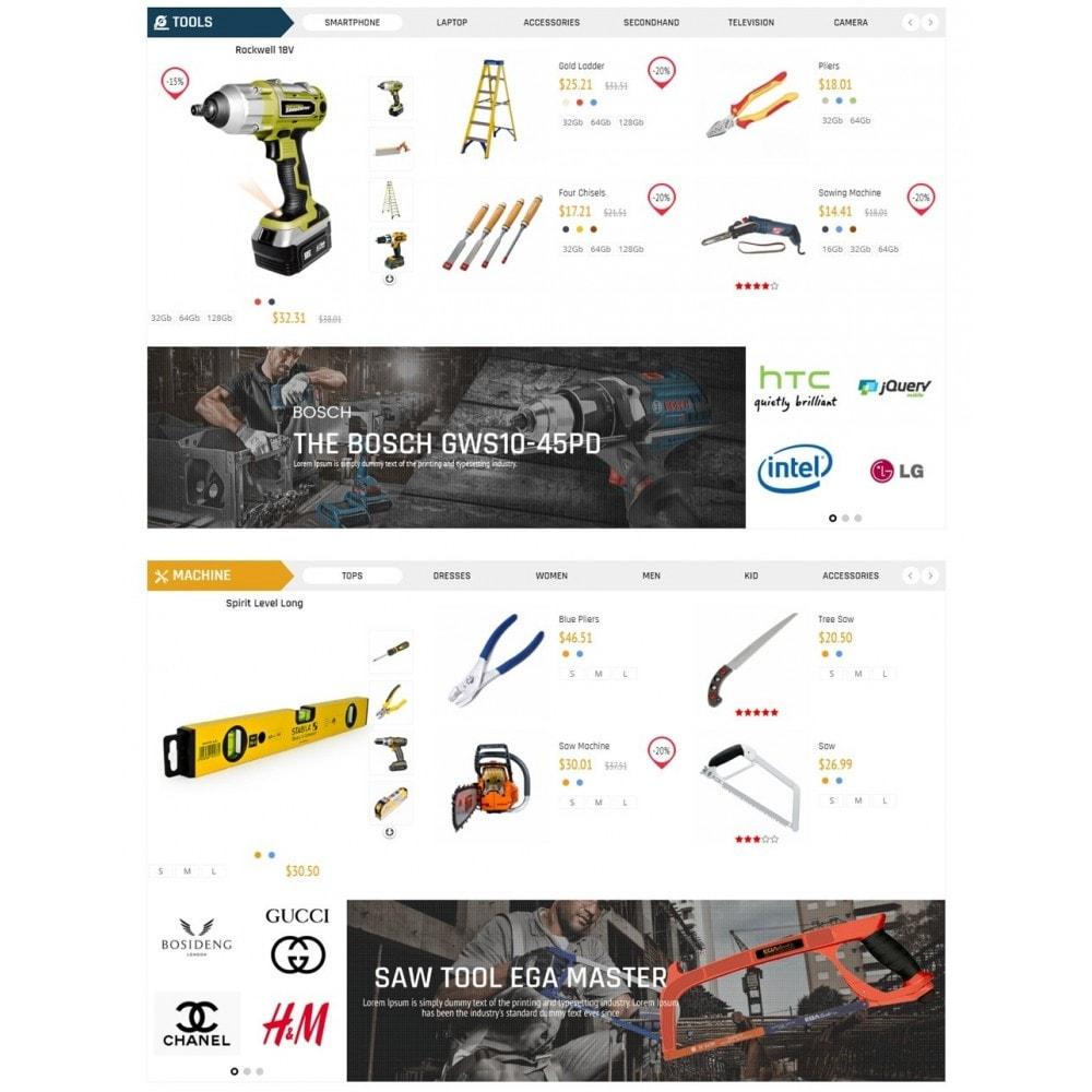 theme - Casa & Giardino - ToolsBuy Home Market - 5