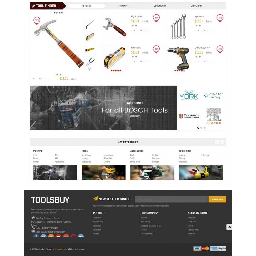 theme - Casa & Giardino - ToolsBuy Home Market - 6