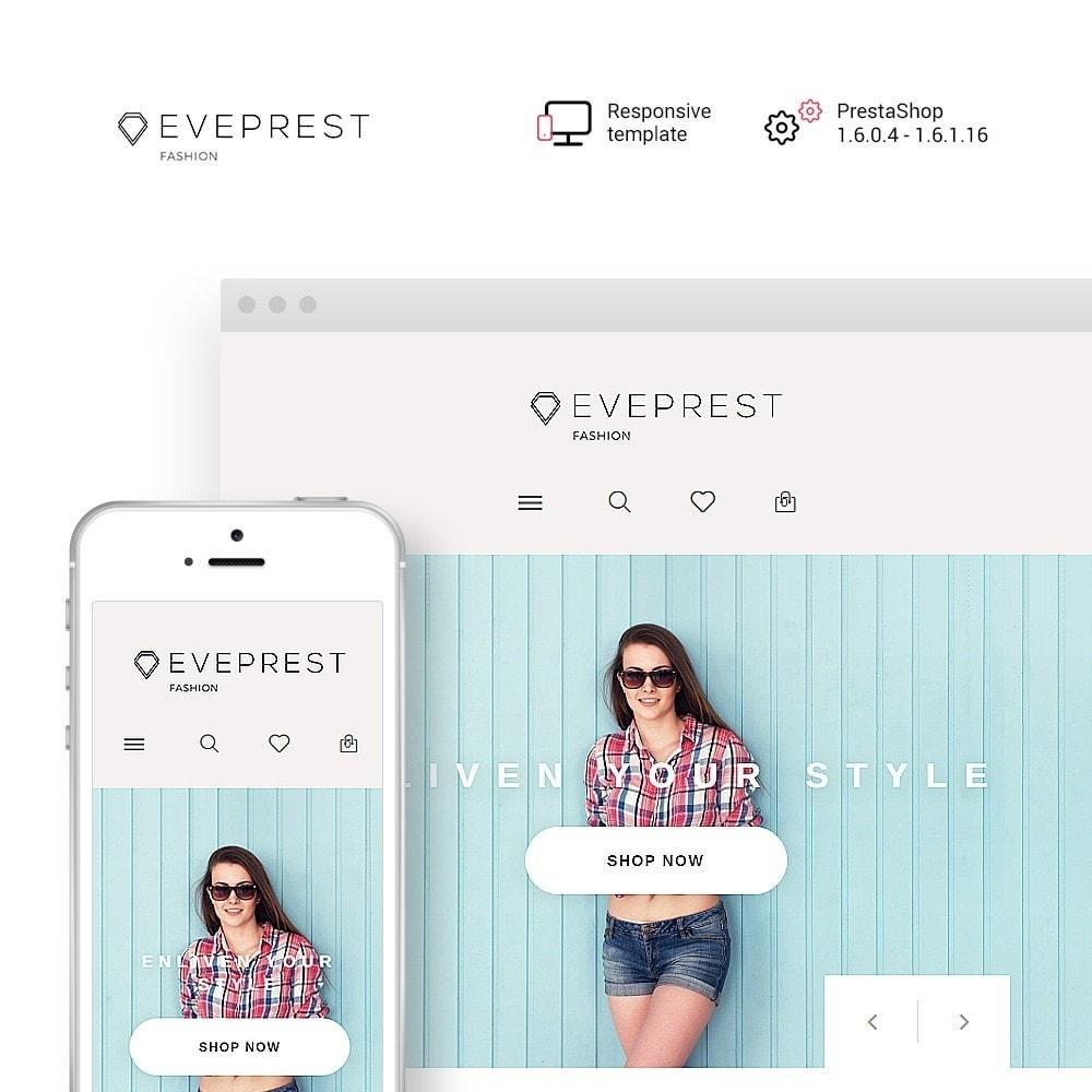 theme - Moda & Calçados - Eveprest - Fashion Boutique - 1