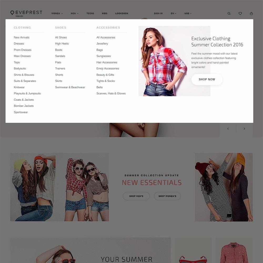 theme - Moda & Calçados - Eveprest - Fashion Boutique - 6