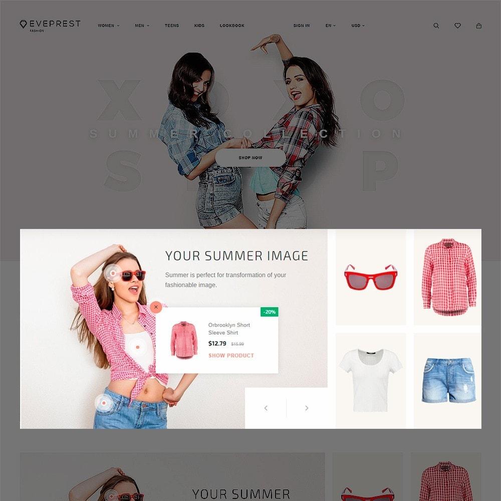 theme - Moda y Calzado - Eveprest - Fashion Boutique - 4