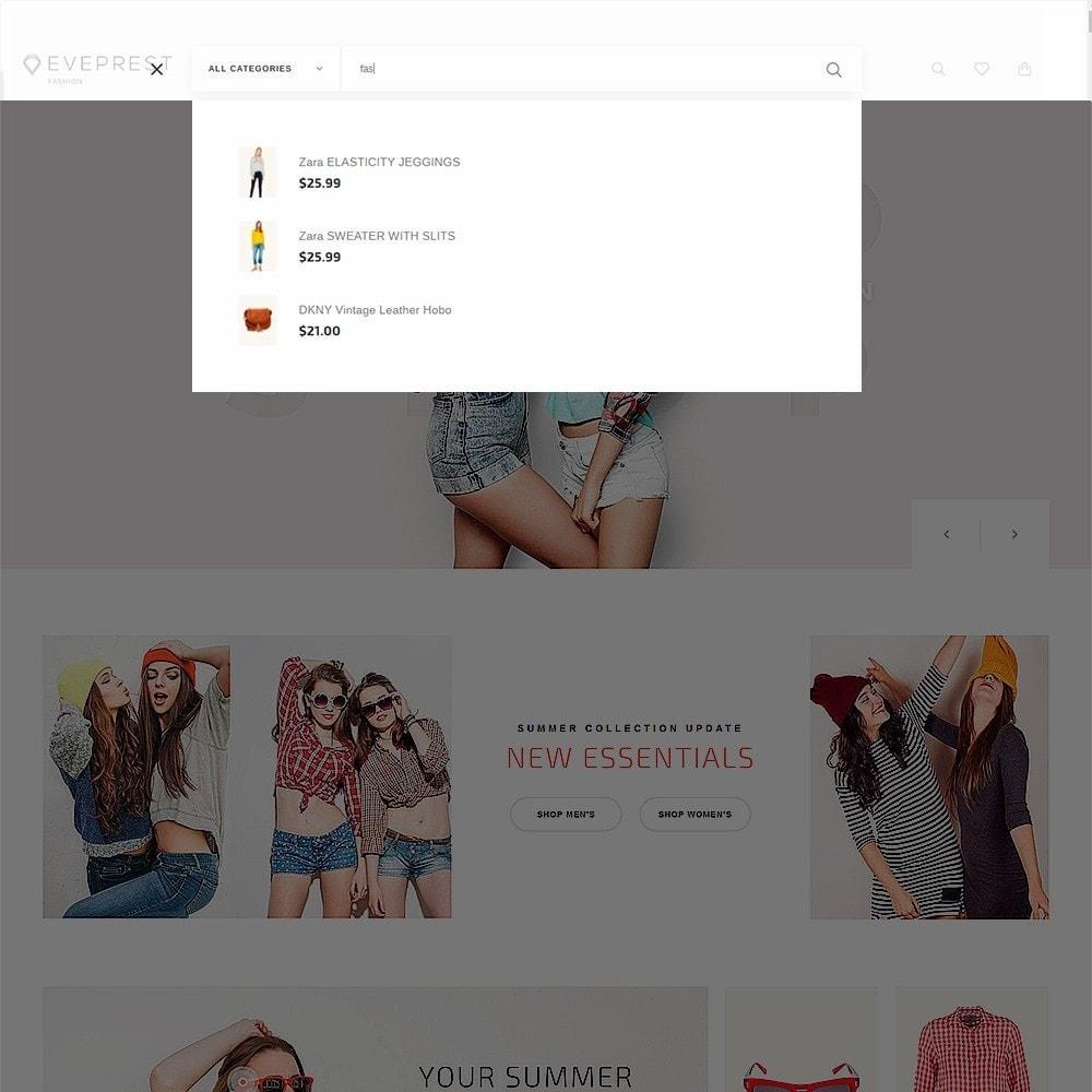 theme - Moda y Calzado - Eveprest - Fashion Boutique - 5