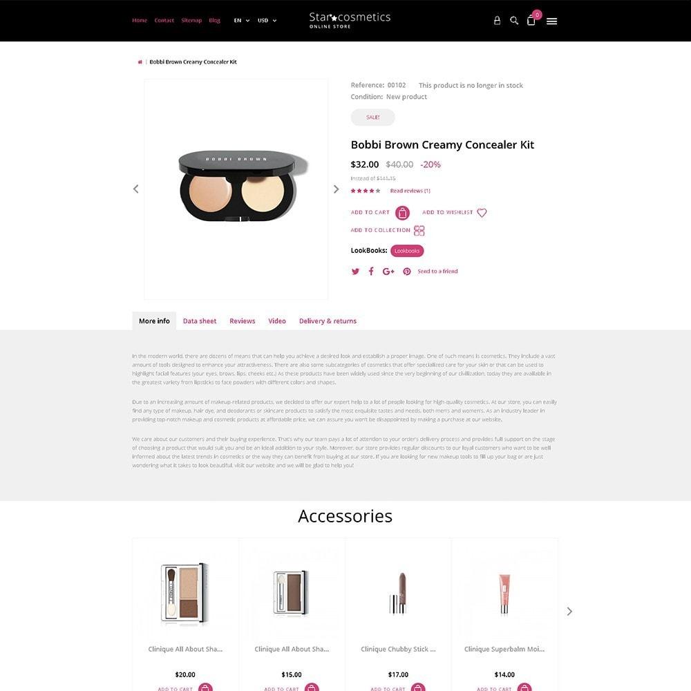 theme - Mode & Schuhe - Star Cosmetics - Beauty Items - 6