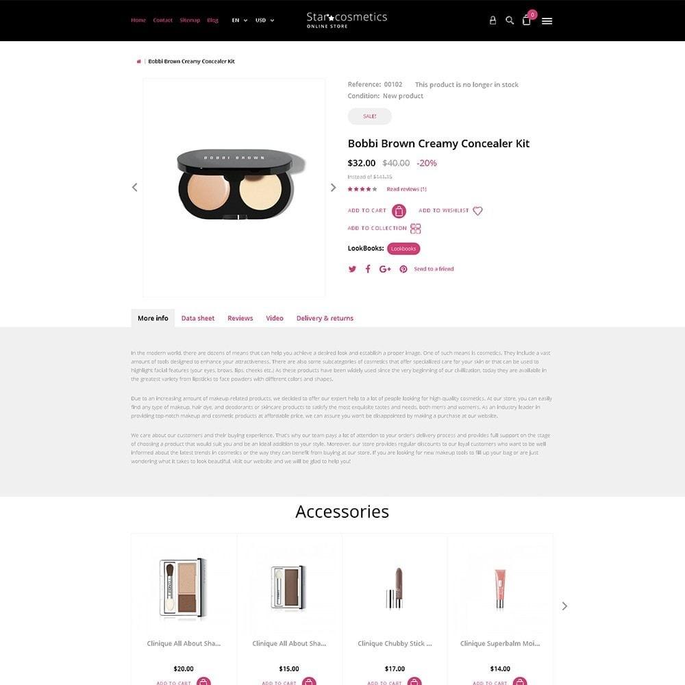 theme - Mode & Chaussures - Star Cosmetics - Produits de Beauté - 6