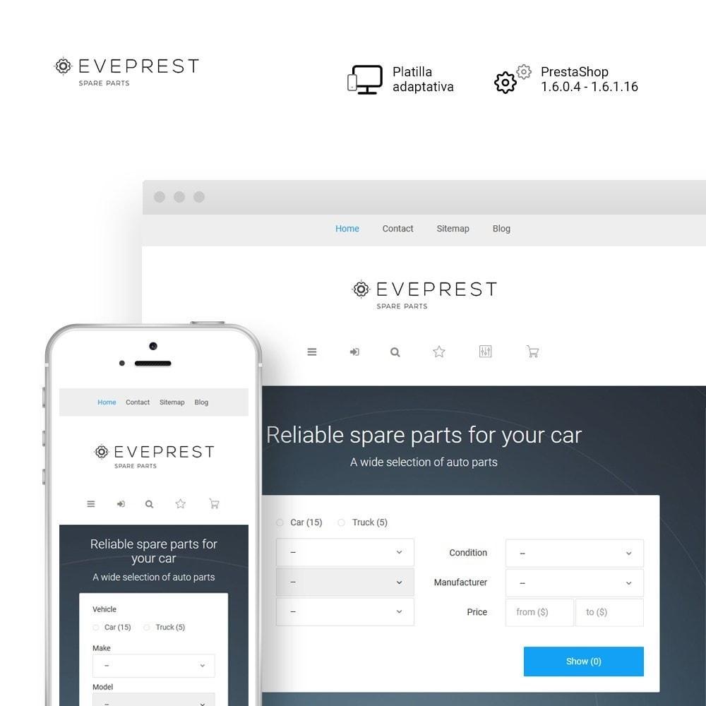 theme - Coches y Motos - Eveprest - Spare Parts - 1