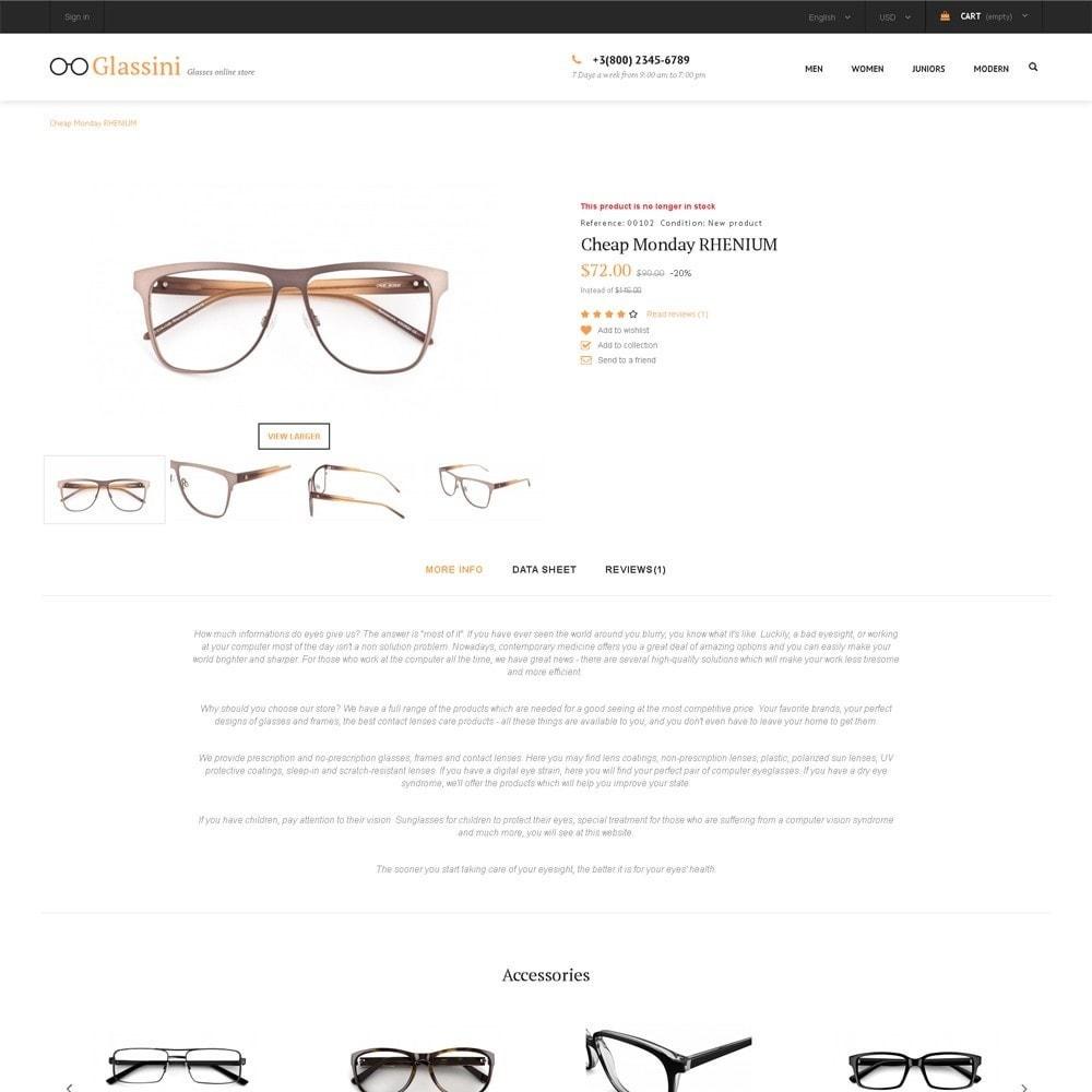theme - Mode & Chaussures - Glassini - Magasin d'Optique - 4