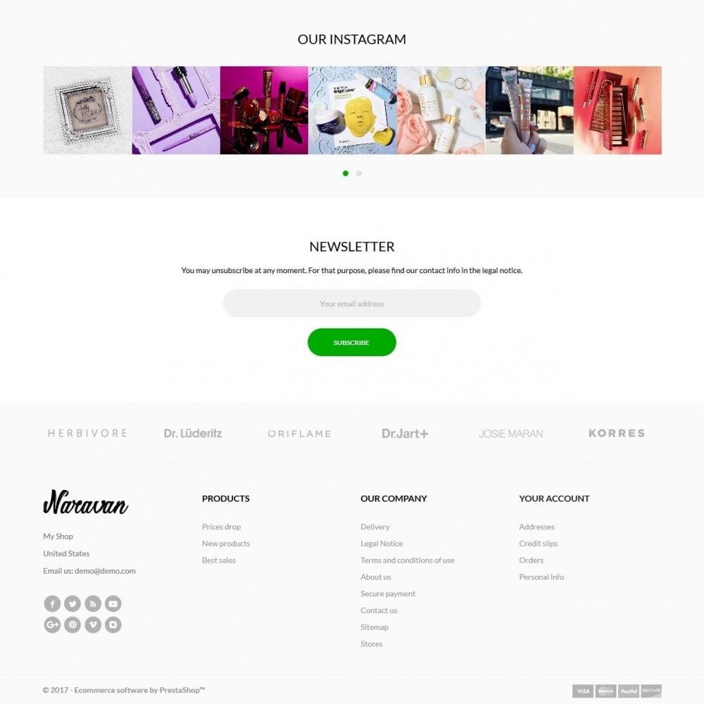 theme - Santé & Beauté - Naravan Cosmetics - 4