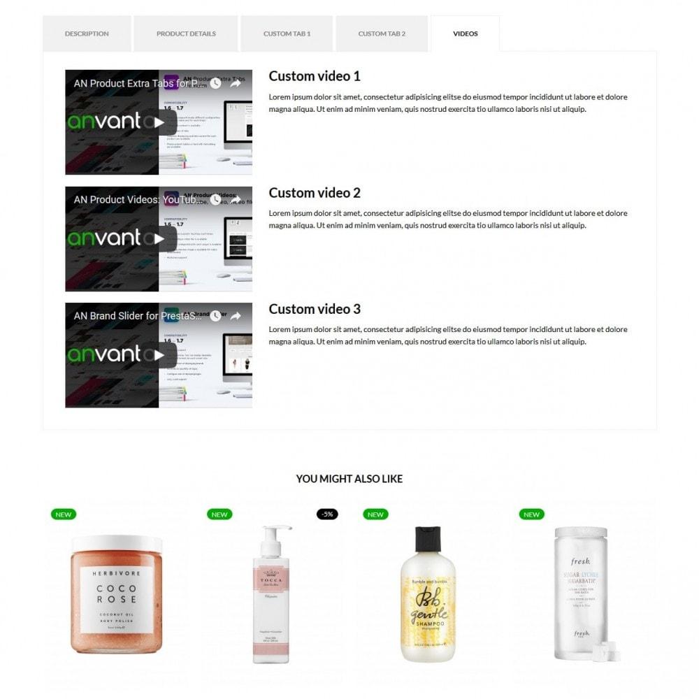 theme - Zdrowie & Uroda - Naravan Cosmetics - 9