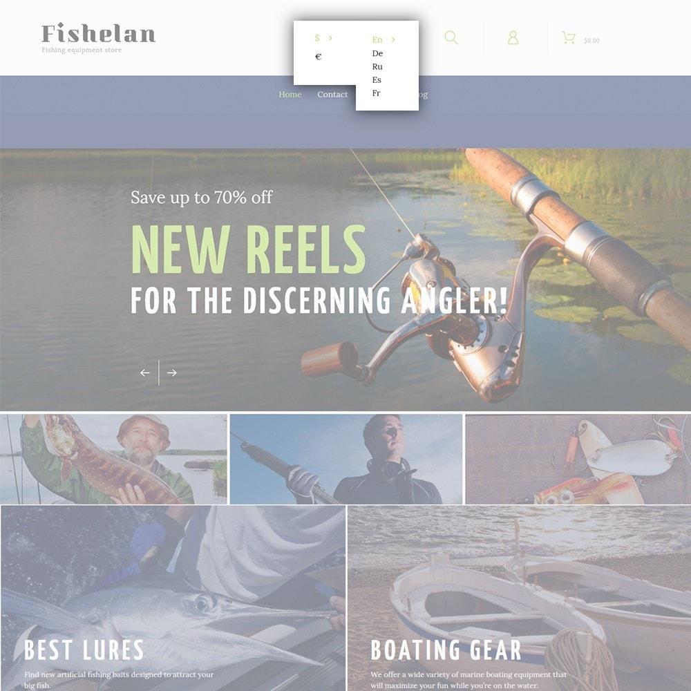 theme - Спорт и Путешествия - Fishelan - Fishing Equipment - 6