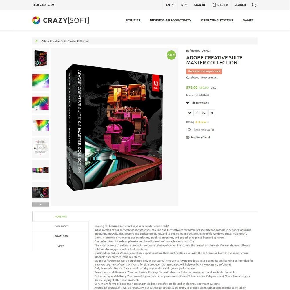 theme - Electronique & High Tech - Crazy Soft - 3