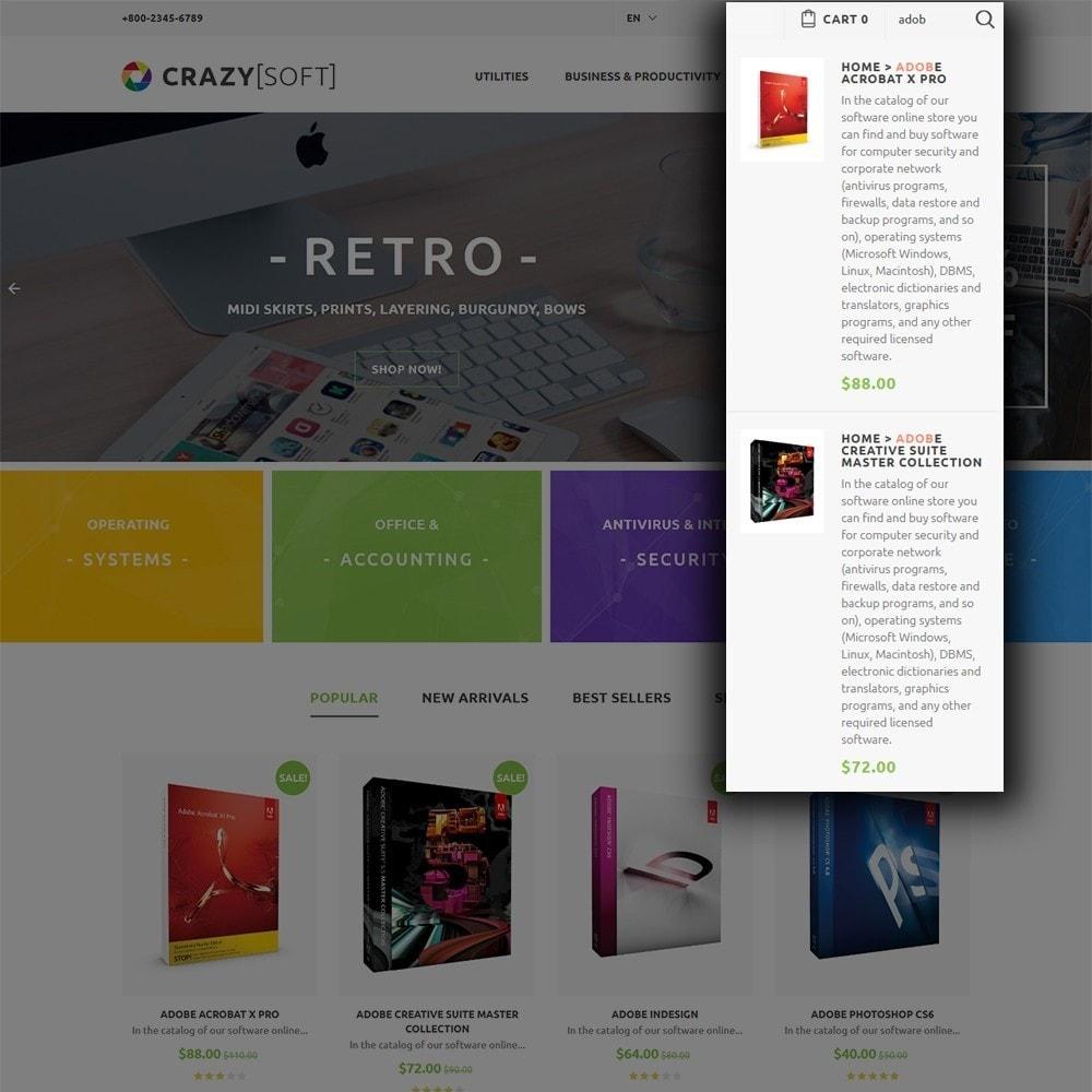 theme - Elettronica & High Tech - Crazy Soft - 6