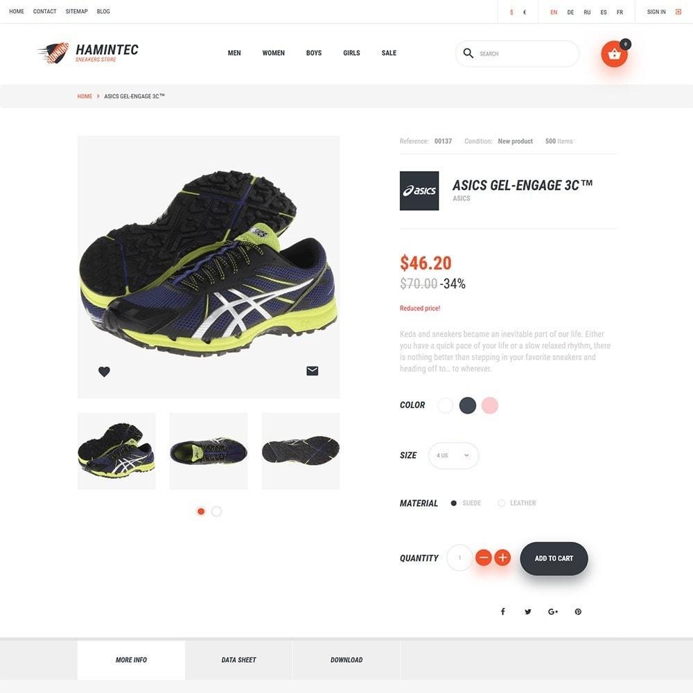 theme - Mode & Chaussures - Hamintec - Chaussures de sport - 3