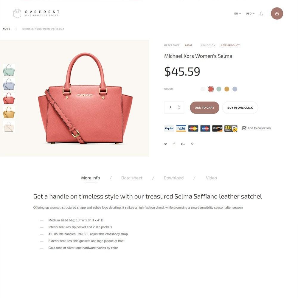 theme - Moda y Calzado - Eveprest - One-Product Store - 4
